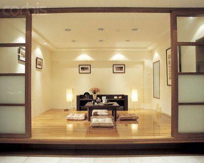 Japanese Interior Design white