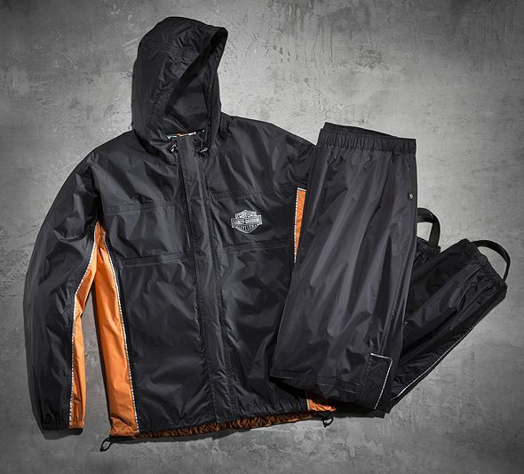 Men's Generations Rain Suit | Suits | Official Harley-Davidson Online Store