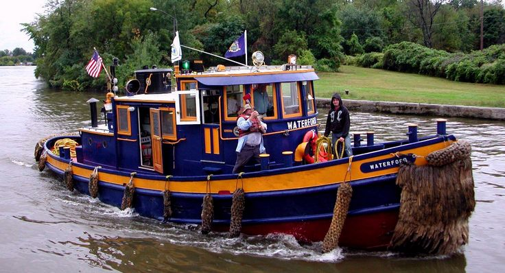 165 Best Images About Tugboats Now Then On Pinterest