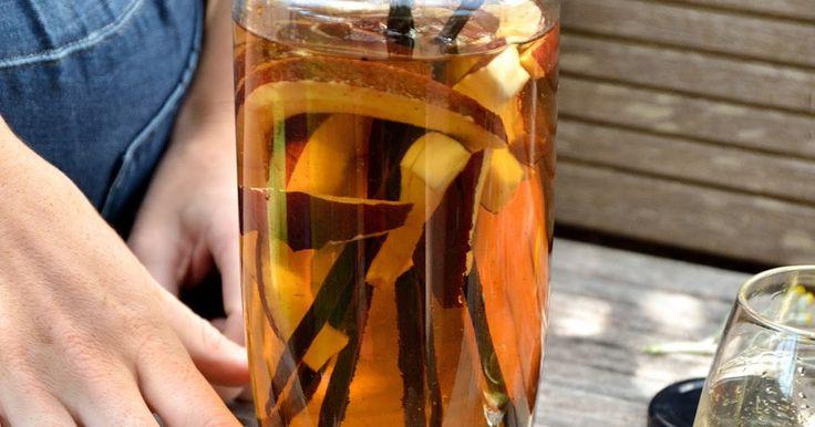 rhum arrangé,gousse de vanille,noix de coco,rhum blanc,rhum charette,coco vanille,boisson de îles,la Réunion,boisson macérée,rhum traditionnel 49°,facile,cocktail,macération