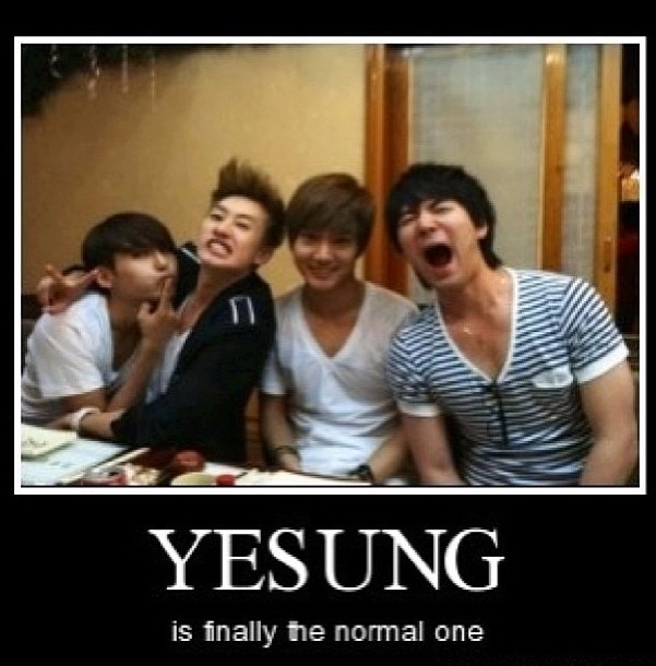 Super Junior, Yesung