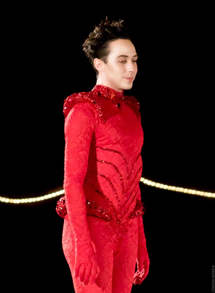 Art2Skate: Let's Just Get Right to Johnny's New Beyoncé Number, Shall We? | Binky's @JohnnyGWeir Blog. Exclusive photo © David Ingogly.