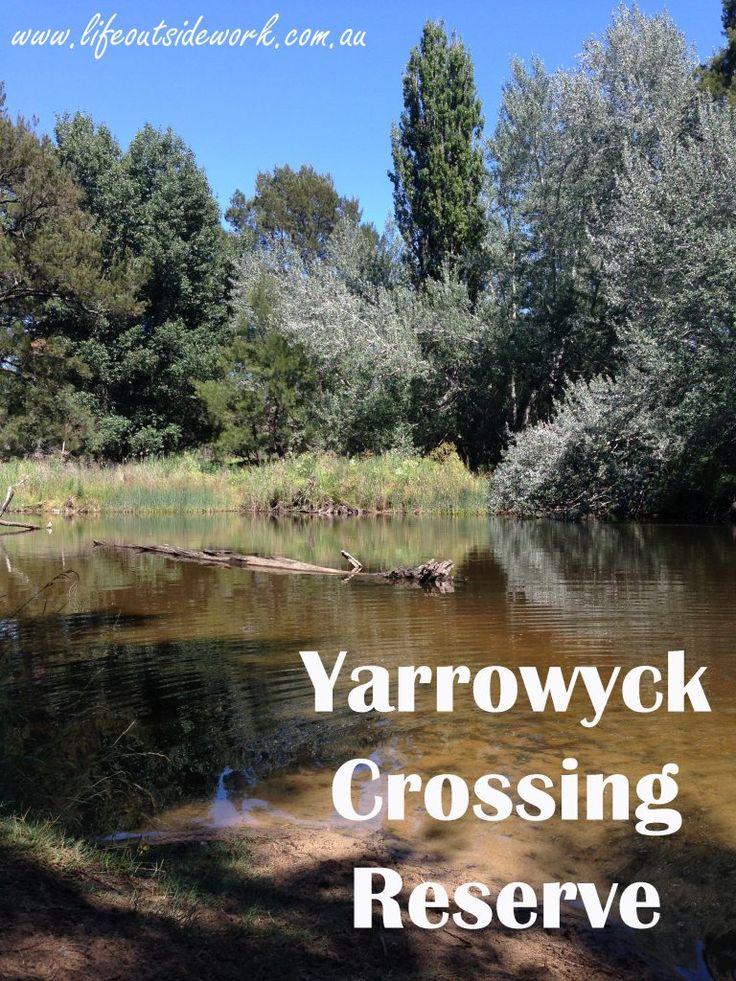 Yarrowyck Crossing Reserve – life outside work