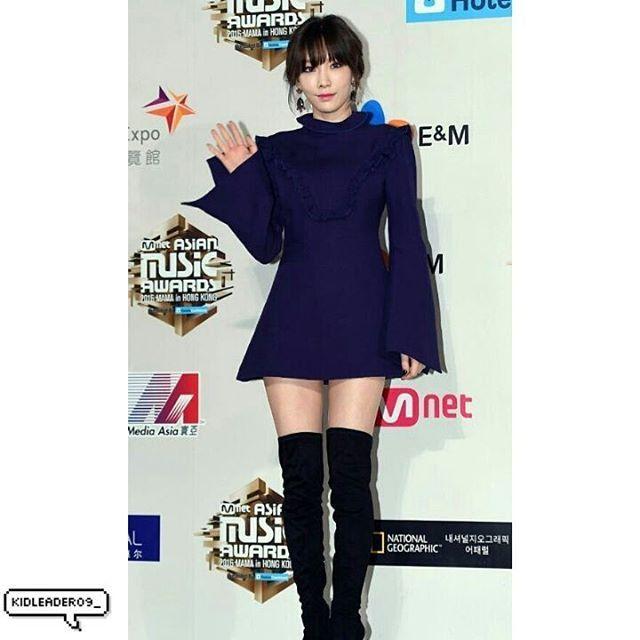 Taeyeon Red Carpet MAMA 2016  Dia nanti duduknya sama siapa ya? Kan sendirian kalo tahun kemaren sih ada tiffany sama seohyun. Ditunggu performnya eon  . . . . . . . . #KimTaeyeon#김태연#Taeyeon#태연#Taeny#태니#GirlsGeneration#SNSD#소녀시대#RedVelvet#GFriend#Twice#BlackPink#WJSN#IOI#AOA#Sistar#WonderGirls#Kpop#Kpopl4l#Kpopf4f#l4l#f4f#ExLikes#Cute#Beautiful#Mama2016#2016Mama