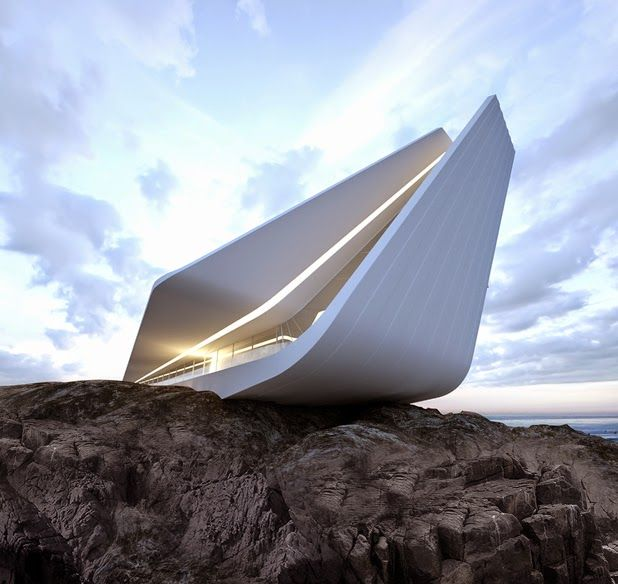 25 best ideas about conceptual architecture on pinterest for Maison archi concept
