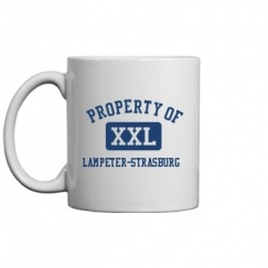 Lampeter-Strasburg High School - Lampeter, PA   Mugs & Accessories Start at $14.97