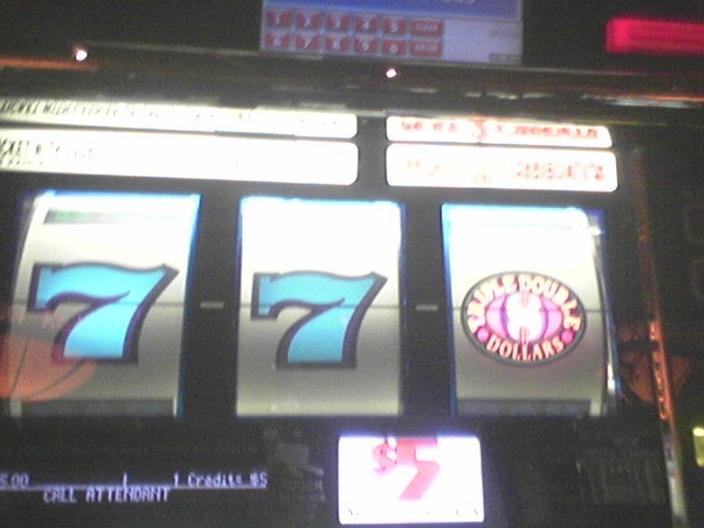 $1800 Slot win
