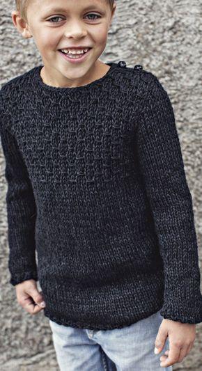 Louis tröja – lintröja till barn 2