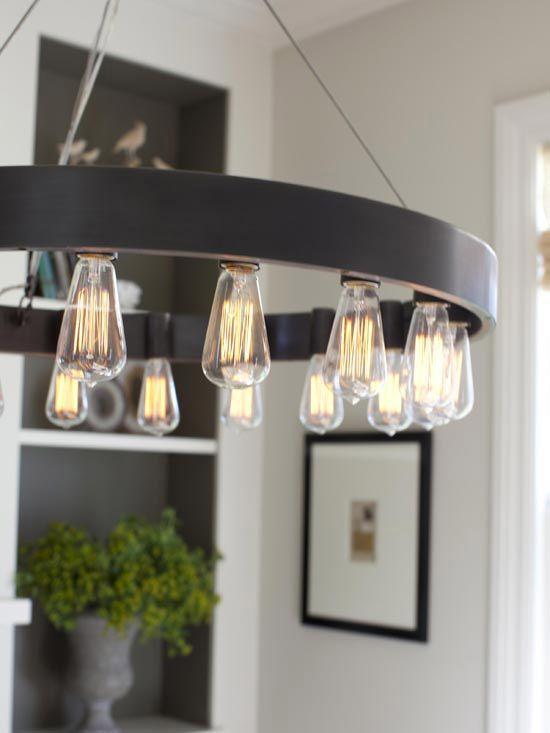 25 best ideas about Edison bulb chandelier on Pinterest Edison