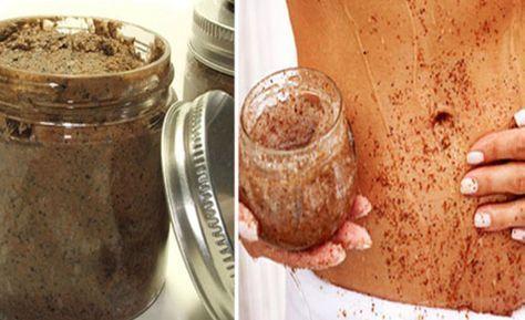 Haz tu propio exfoliante anti celulitis