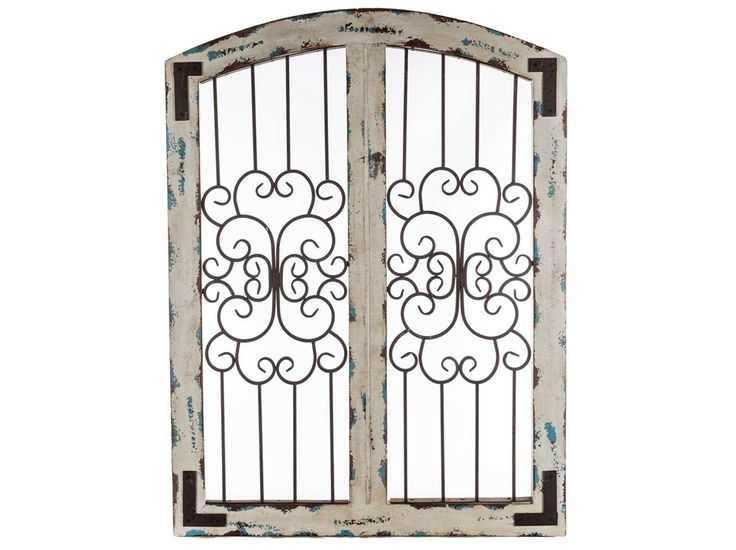 Orted Metal Wood Wall Decor