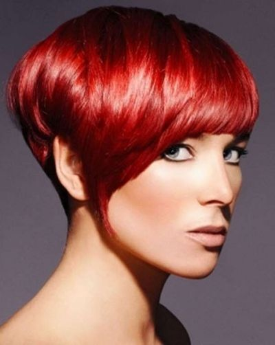 Red Bob - Red Hair