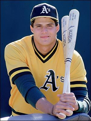 Jose Canseco   I know a lot of people hate him now, I'm not one of them. Loved watching him play and now he is just entertaining on Twitter.