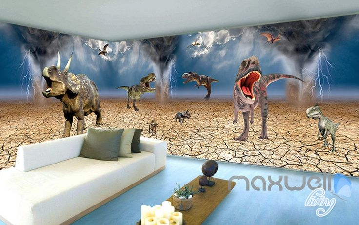 Best 25 mural art ideas on pinterest mural wall art for Dinosaur land wall mural