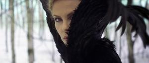 "Charlize Theron as the Queen in ""Snow White and the Huntsman."" Universal Pictures photo: Charlize Theron, The Queen, Kristen Stewart, Costume, Movie, Queen Ravenna, Photo, Evil Queen, Snow White"