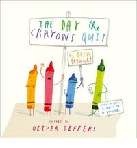 The Number One New York Times Bestseller!           Debut author Drew Daywalt and international bestseller Oliver Jeffers team up to create a colourful solution to a crayon-based crisis in this playful, imaginative story that will have children laughing and playing with their crayons in a whole new way.