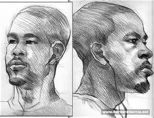 Line Drawing Face : Best faces images sketches and african