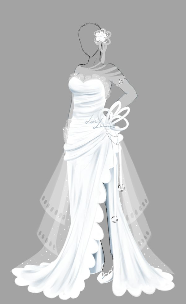 Outfit design - 142 - closed by LotusLumino