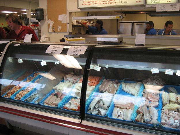 7 best tulsa seafood images on pinterest diners for Fish market tulsa