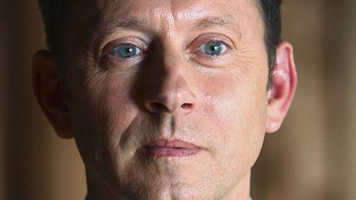 Benjamin Linus (LOST), the manipulative, scheming leader of 'The Others'. He has a daughter, who lives with him in the barracks, and it is his job to help protect the island.