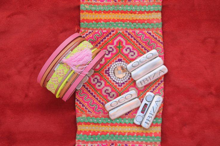 Handmade bracelet by OCO Ibiza ~ One of a kind ~ WhatsApp: 0034 667 640 713