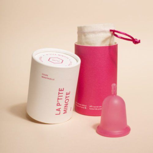 how to get menstrual cup to open