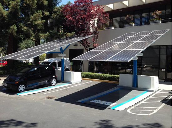 Best Car Charging Stations Ideas On Pinterest Electric Car