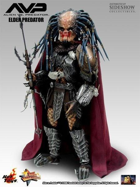 AVP Elder Predator Action Figure 1st edition eBay give me give me