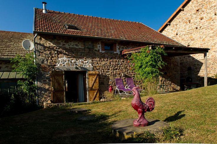 Location Vacances Gîtes de France - Etable Du Moulin Chatel parmi 55000 Gîte en Allier, Auvergne