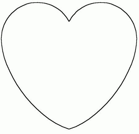 Molde de corazón.