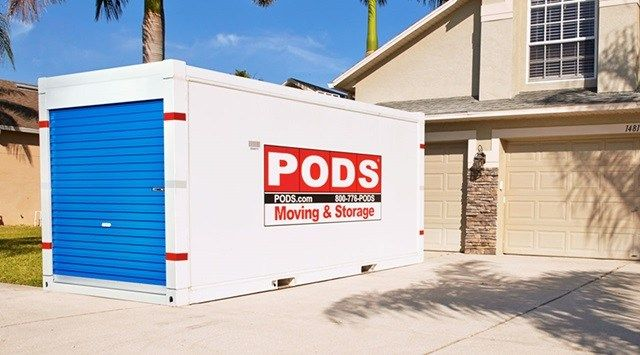 What You Should Know Before Renting A Moving Container From Pods Moving Containers Pods Moving Storage Pods
