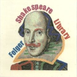 Shakespeare Temporary Tattoo