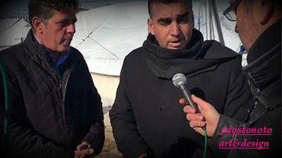 εδώ στο νότο: Οι πρόσφυγες και οι μετανάστες στο Ελληνικό δεν κι...