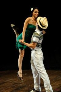 Learn how to fancy dance, samba and salsa