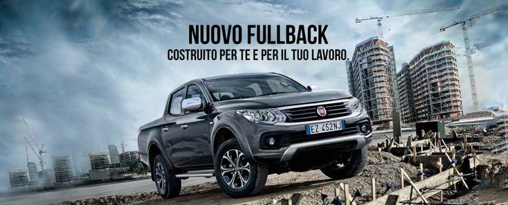 Pick-up Fiat Fullback | Fiat Professional