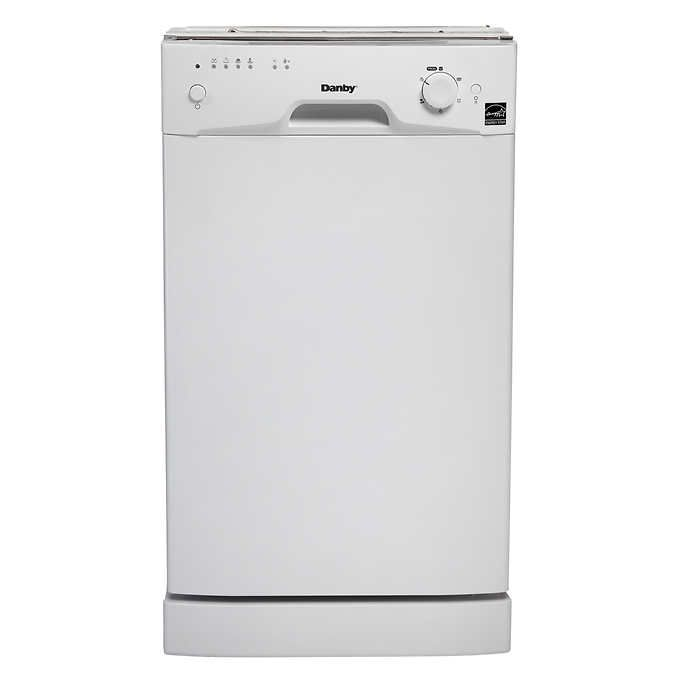 Danby 18 in. Built-in Dishwasher