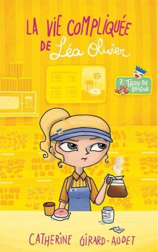 Tome 7 Léa Olivier