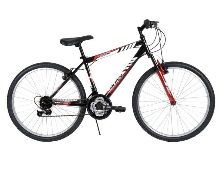 Huffy Men's Alpine 26-Inch Mountain Bike Reviews, Check Here: http://mountrides.com/best-mountain-bikes-under-300-dollars/