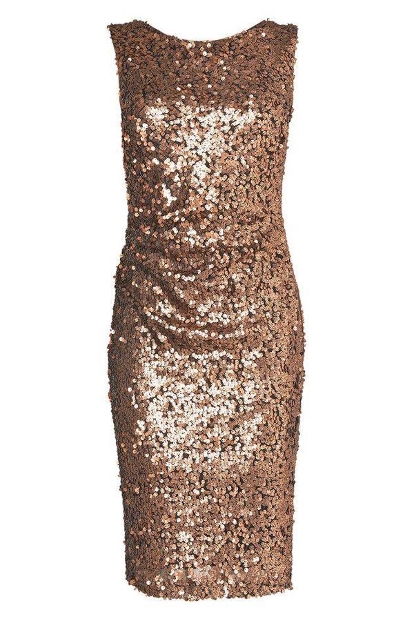 Phase Eight Angele Sequin Dress | Sequin & Sparkle Bridesmaid Dresses via www.southboundbride.com #bridesmaiddresses #sequin #sparkle #bridesmaid #wedding
