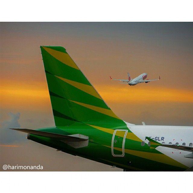 Citilink A320 at Minangkabau International Airport, Indonesia by ari Monanda @harimonanda Instagram photo   Websta (Webstagram)