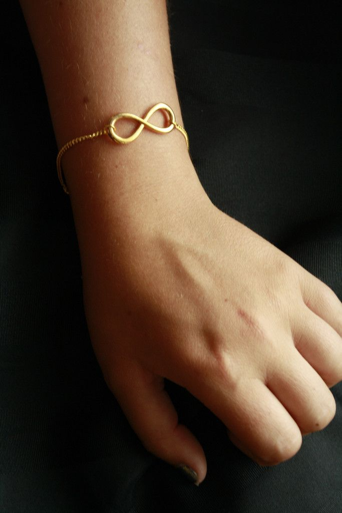 Infiniti Bracelet  -  Love the jewelry a ceesquared.ca  Here are some lovely pieces.