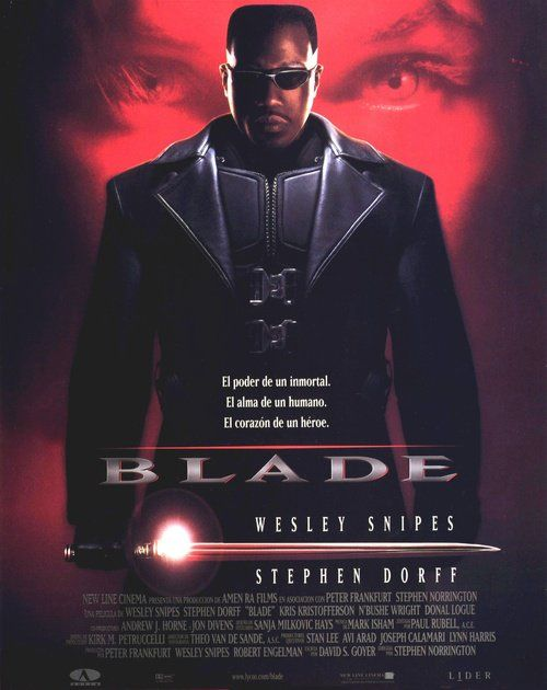 Watch Blade 1998 Full Movie Online Free