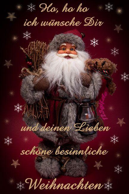 Frohe Weihnachten von 123gif.de