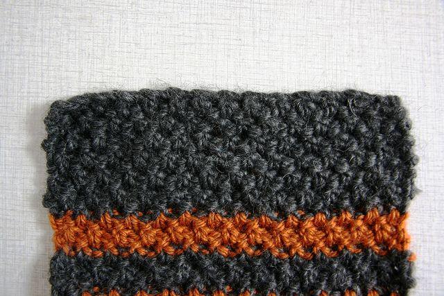 DIY sjaal breien, makkelijk patroon en tips voor randen afwerken