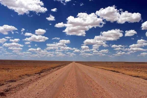 On the Oodnadatta Track, South Australia