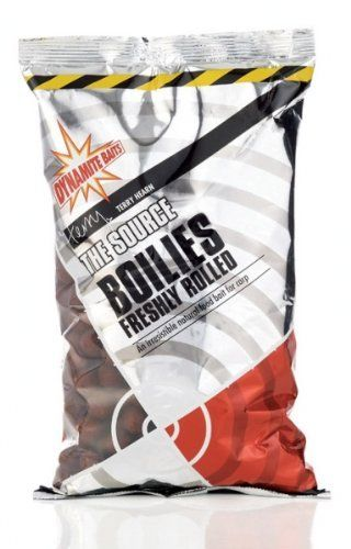 Dynamite Baits The Source Boilies 15mm 1Kg by Dynamite Baits. Dynamite Baits The Source Boilies 15mm 1Kg.