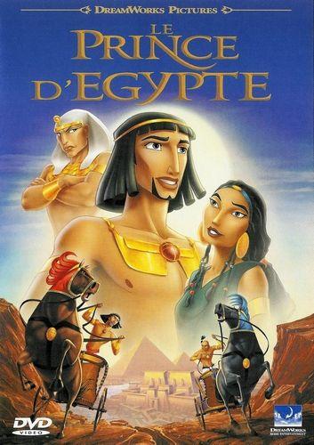 Le prince d'Égypte - Dreamworks Animation SKG