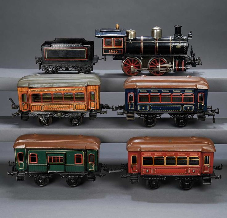 1000 Images About Other Toy Trains On Pinterest Auction