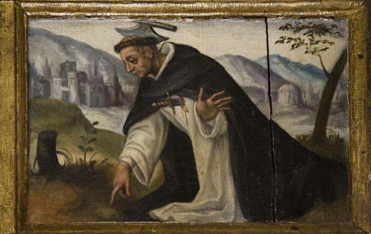 Martyrdom of St Peter of Verona