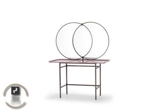 Olimpia Select By Arredativo  http://www.arredativo.it/2015/recensioni/camera/eleganza-retro-di-olympia-vanity-table/